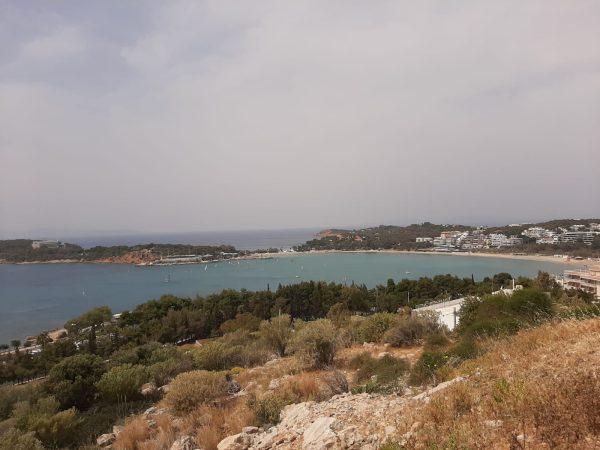 Balade autour d'Athènes au lac de Vouliagmeni
