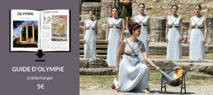 guide d'Olympie visite guidée d'olympie grèce site archéologique antique