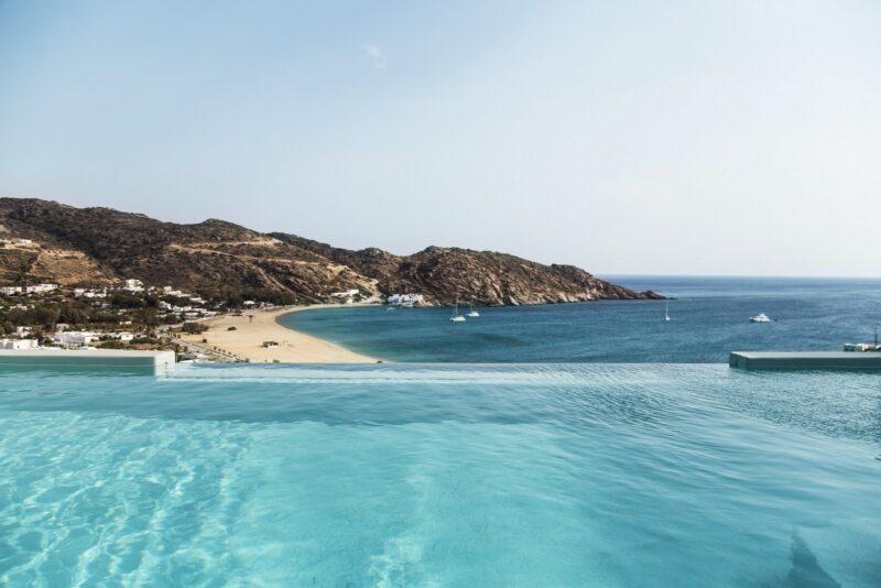 meilleurs hotels en grece hotel de luxe à Ios