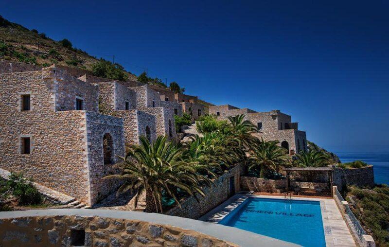 meilleur hotel en Grèce peloponnèse