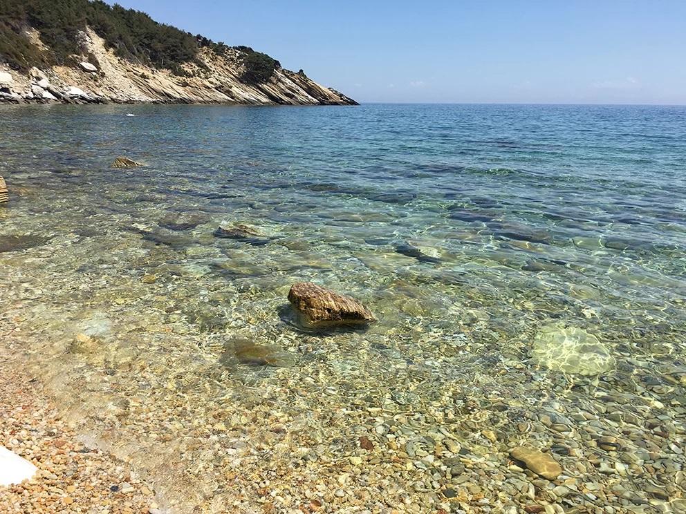 ile de Thassos Thasos mer egée du Nord