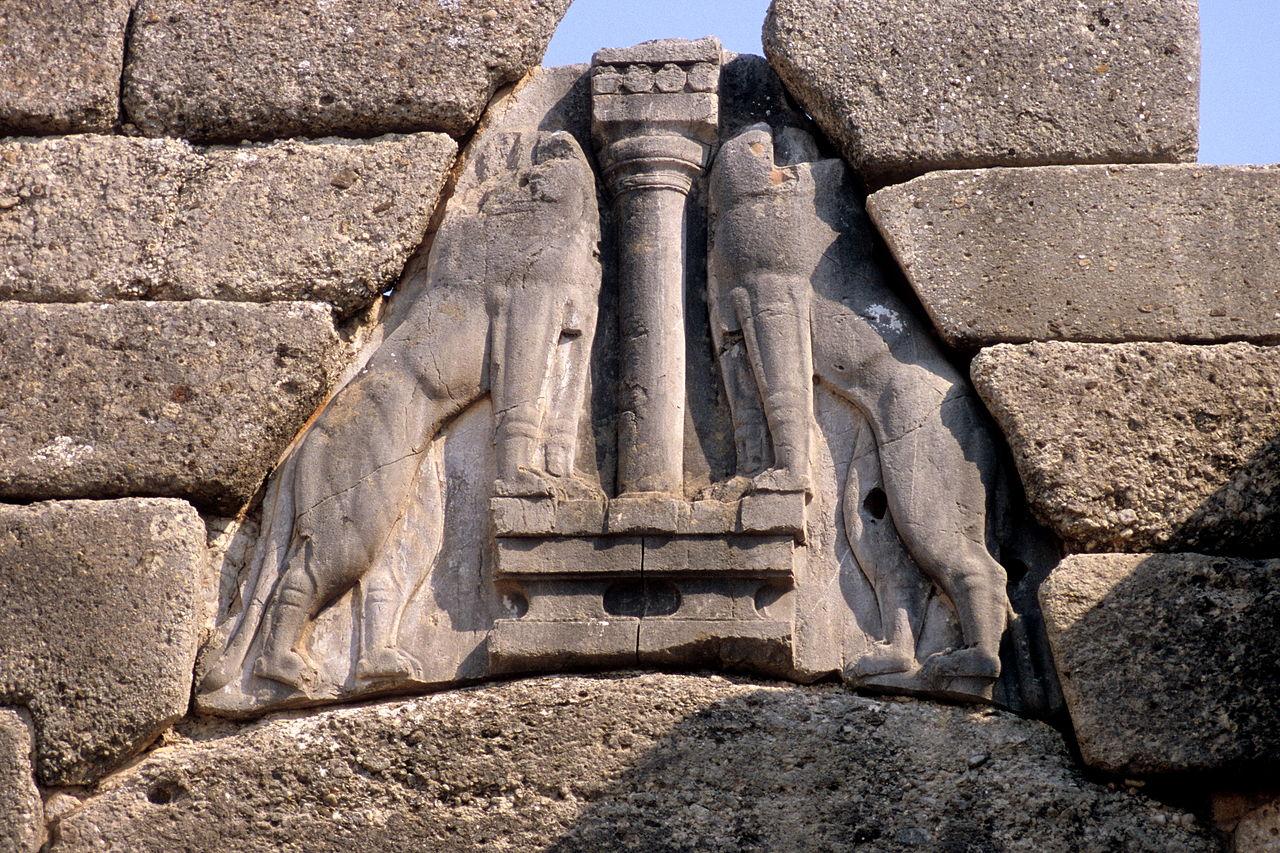 Visiter le site de Mycènes en Grèce