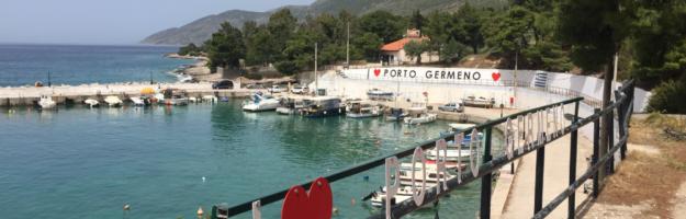Une journée à Porto Germeno
