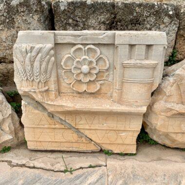 Visiter le site archéologique d'Eleusis Elefsina