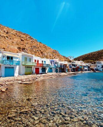 Top 10 à faire à Milos - visiter milos - incontournables Milos