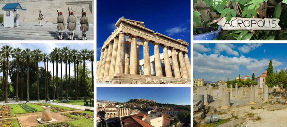 City pass d'Athènes avec l'Acropole : billet combiné acropole et musées