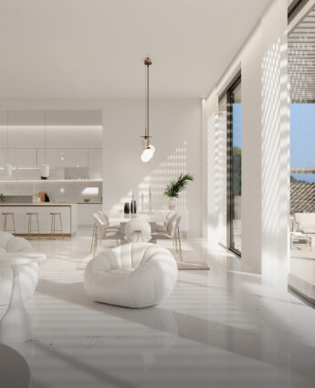 Acheter une maison en Grèce : le projet Hills & Sea Kea Resort dans les Cyclades