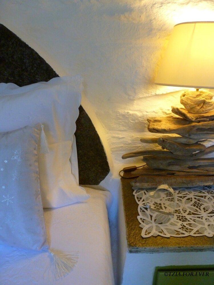 La Maison Vert Amande : un hébergement de charme à Kéa - hotel kea - maison d'hôtes cyclades kea