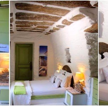 La Maison Vert Amande : un hébergement de charme à Kéa