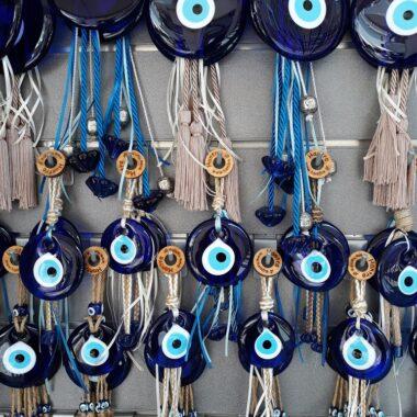 Coutumes et traditions grecques : oeil grec