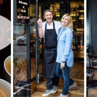 VERITABLE un restaurant français à athènes du chef Alain parodi