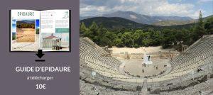 guide d'Epidaure en français