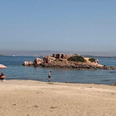 kavouri beach une plage près d'athènes à Vouliagmeni