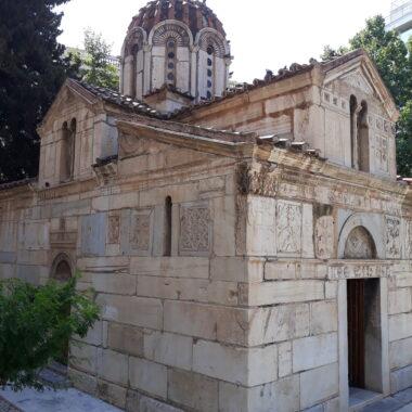 Eglises byzantines architecture