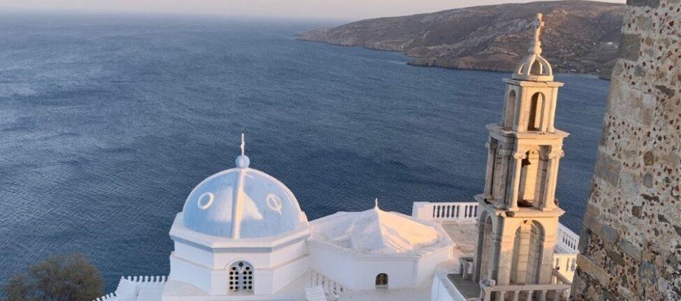 que faire à Astypalée Astipalea ile grecque