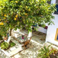 Maison cycladique traditionnelle de charme sur l'ile de Kéa